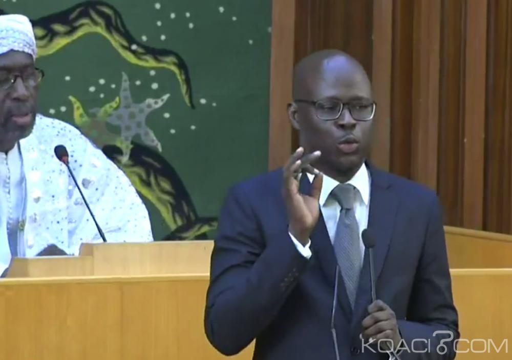 Sénégal:  Protestations à l'Assemblée contre la détention du maire de Dakar, Khalifa Sall