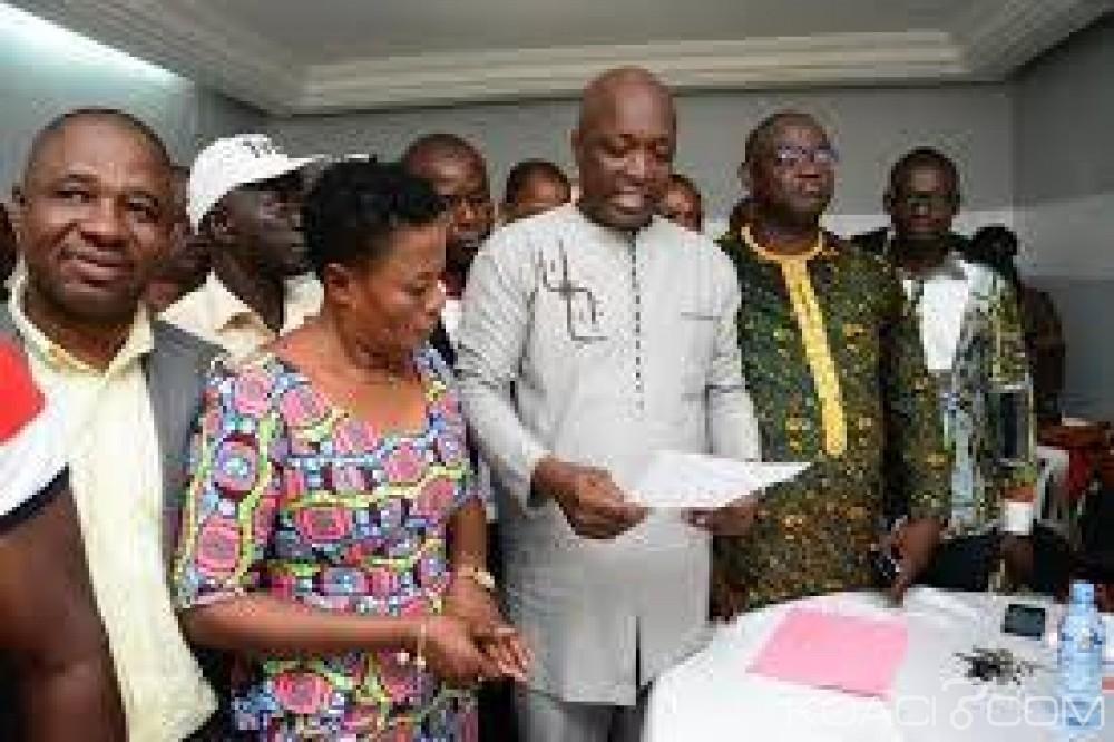 Côte d'Ivoire: MFA, la nouvelle Direction annonce la redynamisation du Parti et ne se reconnait pas proche d'Anaky Kobenan