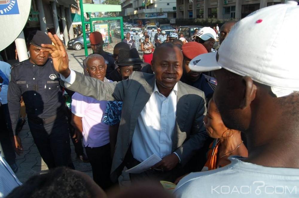 Côte d'Ivoire: Bras de fer Fesci et Kandia, KKS « éviter l'arrogance et l'orgueil » et appelle au dialogue
