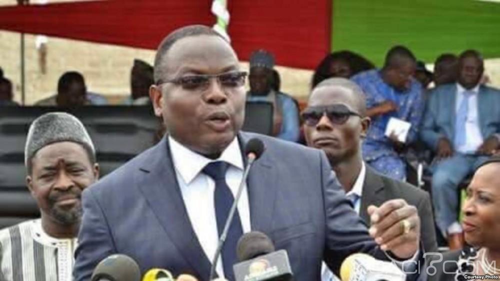 Bénin: Le ministre des transports Hervé Hêhomey éjecté du gouvernement Talon