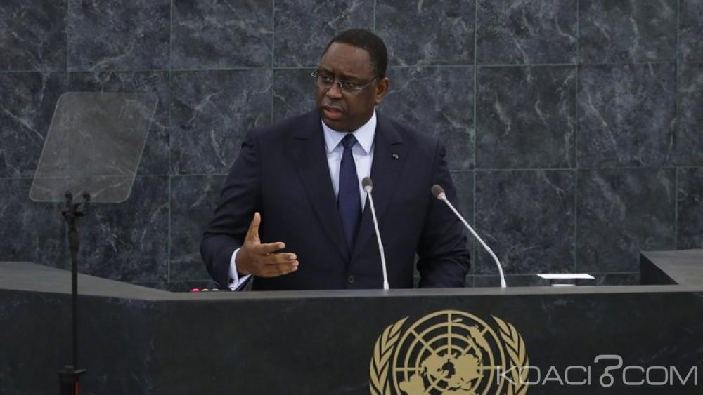 Sénégal: Assemblée générale de l'Onu, Sall plaide la cause des Rohingya de Birmanie