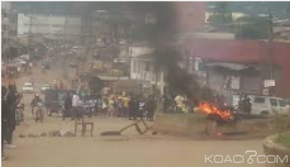 Cameroun: Bamenda, l' explosion d'une bombe artisanale classée  «attaque terroriste»