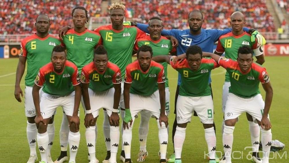 Burkina Faso: Éliminatoires mondial 2018, 25 Étalons convoqués contre les Bafana-Bafana