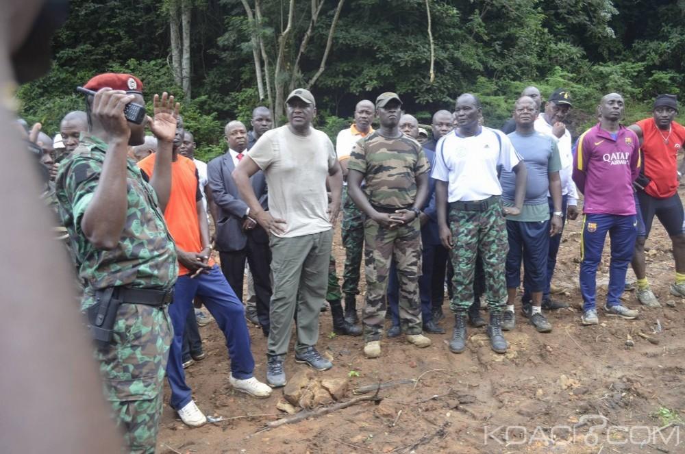 Côte d'Ivoire: Bakayoko participe à la «marche pour l'option du béret rouge» et exhorte aux respect du militaire