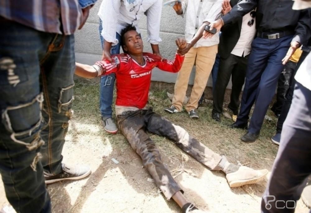 Ethiopie: Des violences ethniques éclatent dans le sud,  une centaine de morts