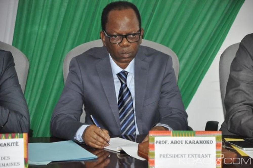 Côte d'Ivoire:  Rumeur de suspension des examens et cours à l'Université Félix Houphouët-Boigny, le président Abou Karamoko dément