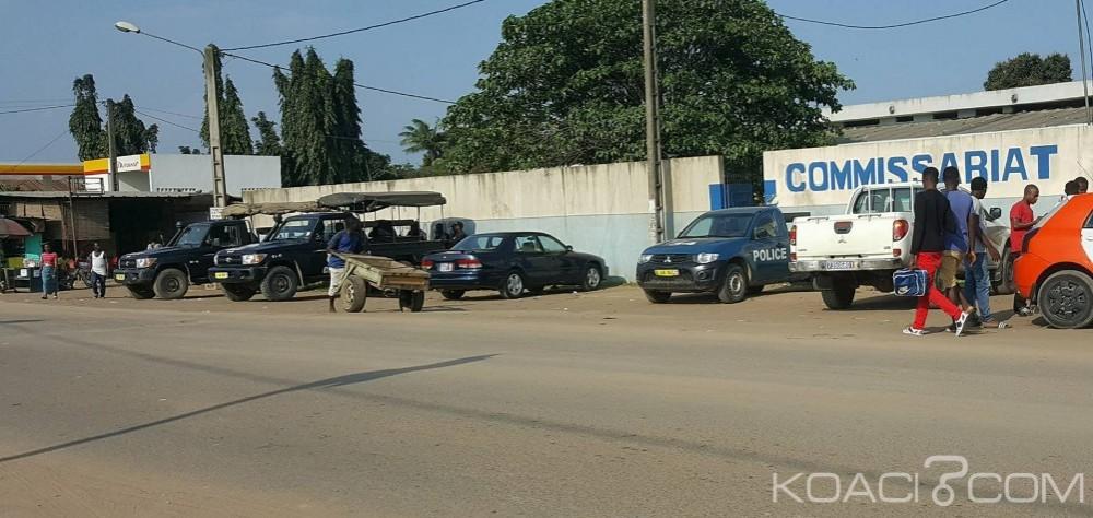 Côte d'ivoire: Le poste de police du 34ème arrondissement attaqué par 04hommes à moto
