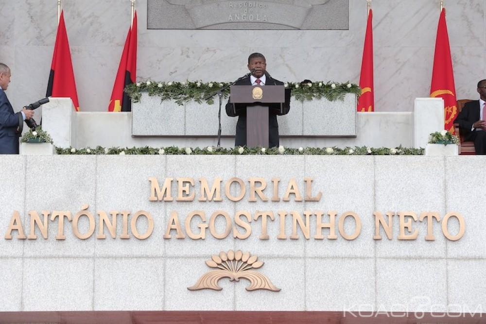 Angola: João Lourenço, intronisé officiellement Président
