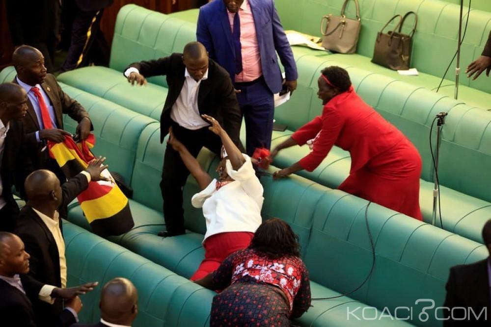 Ouganda: Nouvelle bagarre au parlement entre des députés et les forces de sécurité