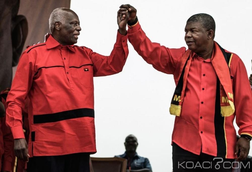 Angola:  Joao Lourenço nomme son premier gouvernement, neuf ministres de Dos Santos maintenus