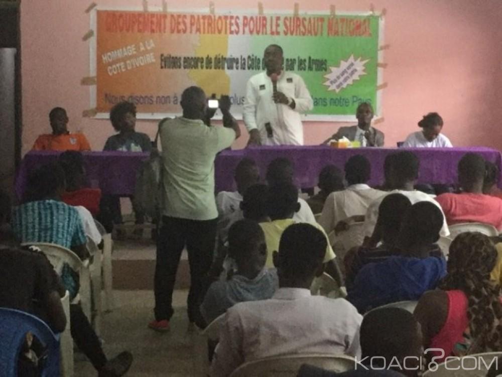 Côte d'ivoire: Le GPSN, un autre mouvement se rallie à la cause de pardon et réconciliation de Guillaume Soro