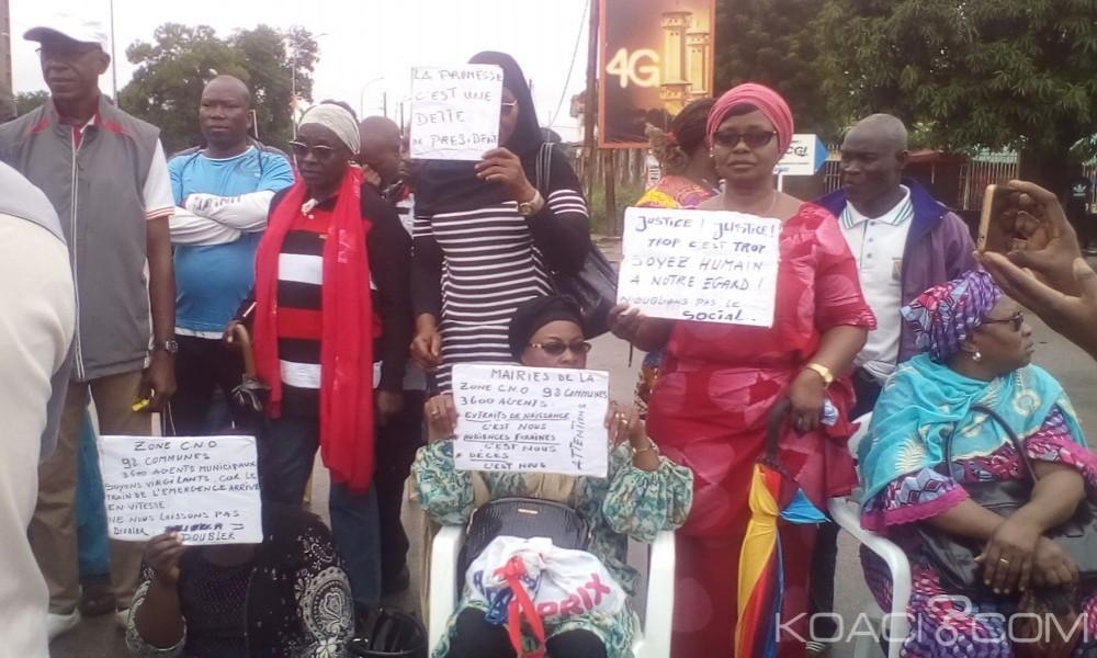 Côte d'Ivoire:   Grève dans les mairies des zones CNO