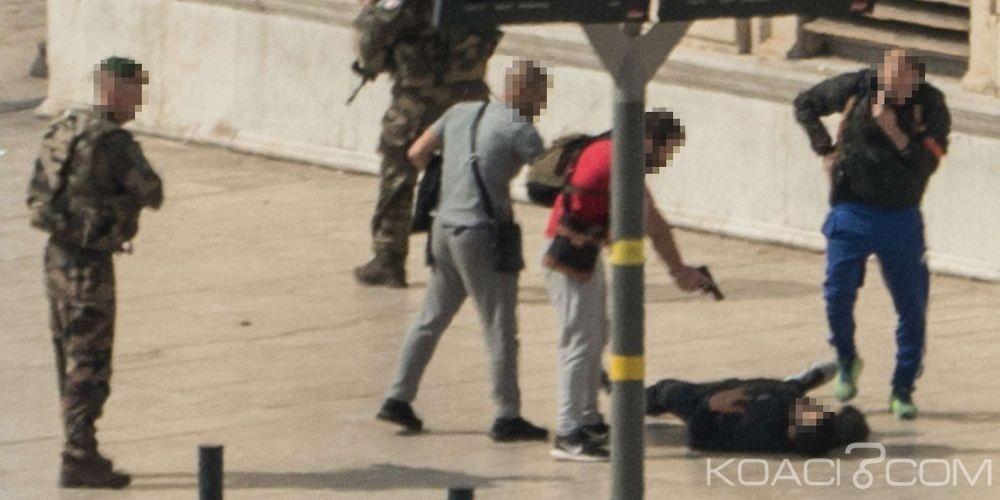 Tunisie: Attaque au couteau à Marseille, l'auteur  serait  un SDF  en possession d'un passeport tunisien