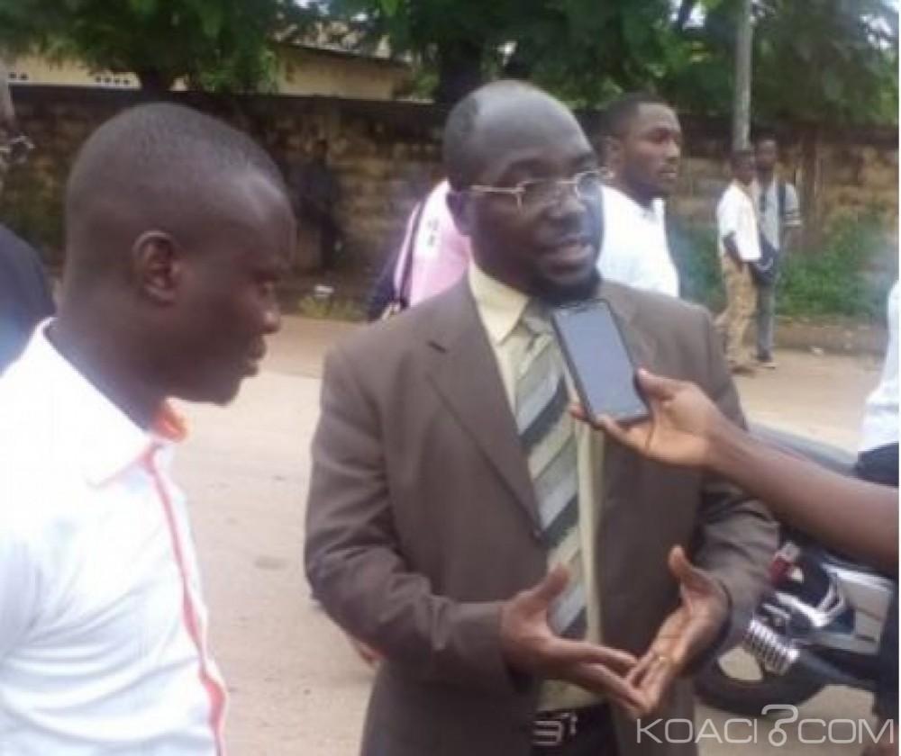 Côte d'Ivoire: Université Alassane Ouattara, la paix revenue, les compositions ont démarré ce matin