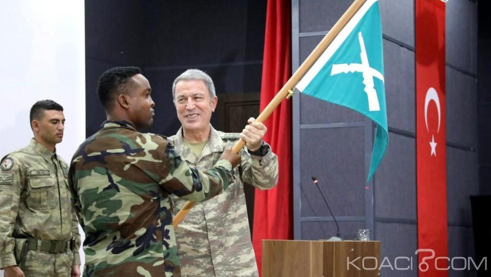 Somalie: La Turquie  inaugure sa plus importante base militaire à l' étranger