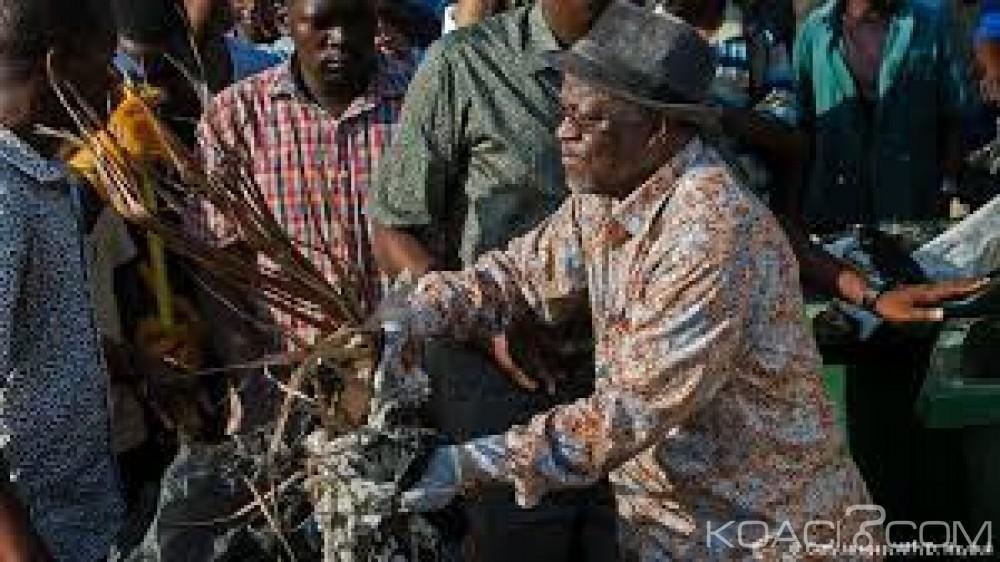Tanzanie:  Le Président dévoile son salaire  en direct à  la télévision nationale