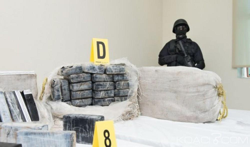 Maroc: Saisie record de  2,5 tonnes de cocaïne brute, 10 suspects interpellés