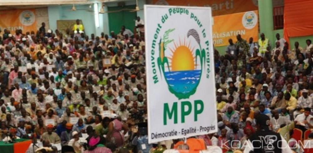 Burkina Faso: Le parti au pouvoir met en garde contre des velléités de déstabilisation
