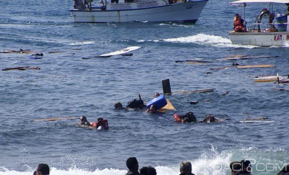 Tunisie: Collision entre un bateau de migrants et un navire militaire, 8 morts au moins