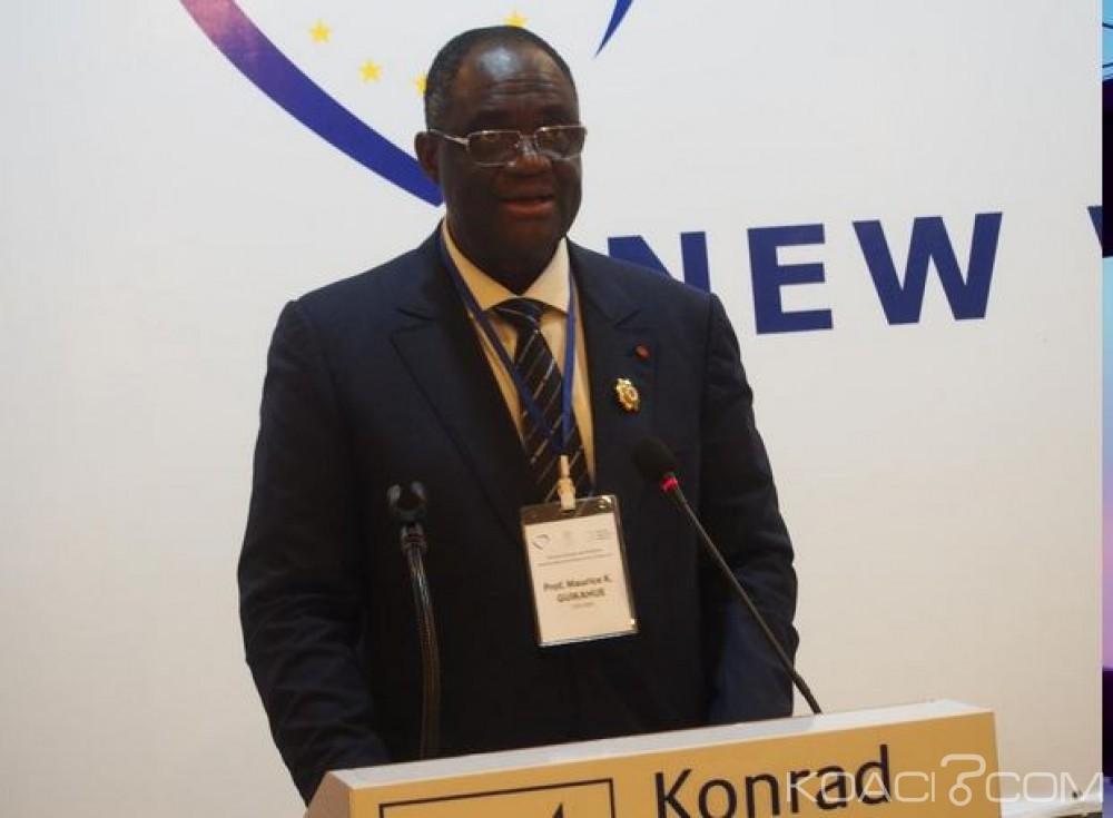 Côte d'Ivoire: Les partis centristes africains et européens  discutent de leurs préoccupations en prélude au prochain sommet UE-UA