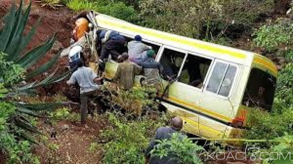 Tanzanie: Un minibus finit sa course au fond d'un lac, 12 morts