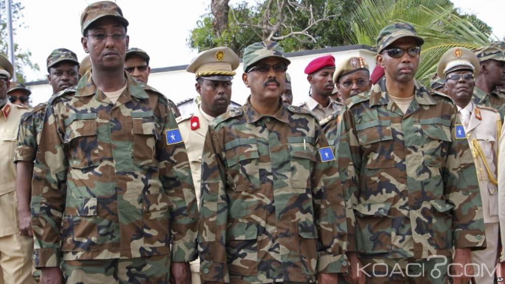 Somalie: Le ministre de la défense et le chef des armées  démissionnent