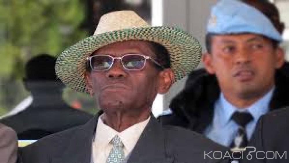 Madagascar:  Mort de l'ancien Président malgache  Albert Zafy à l'à¢ge de 90 ans