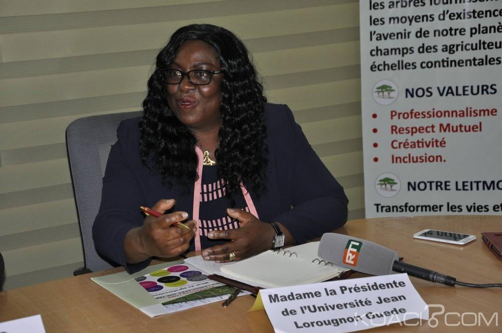 Côte d'Ivoire:  Agroforesterie, l'Université de Daloa signe deux protocoles d'accord de partenariats avec l'OIPR et l'ICRAF