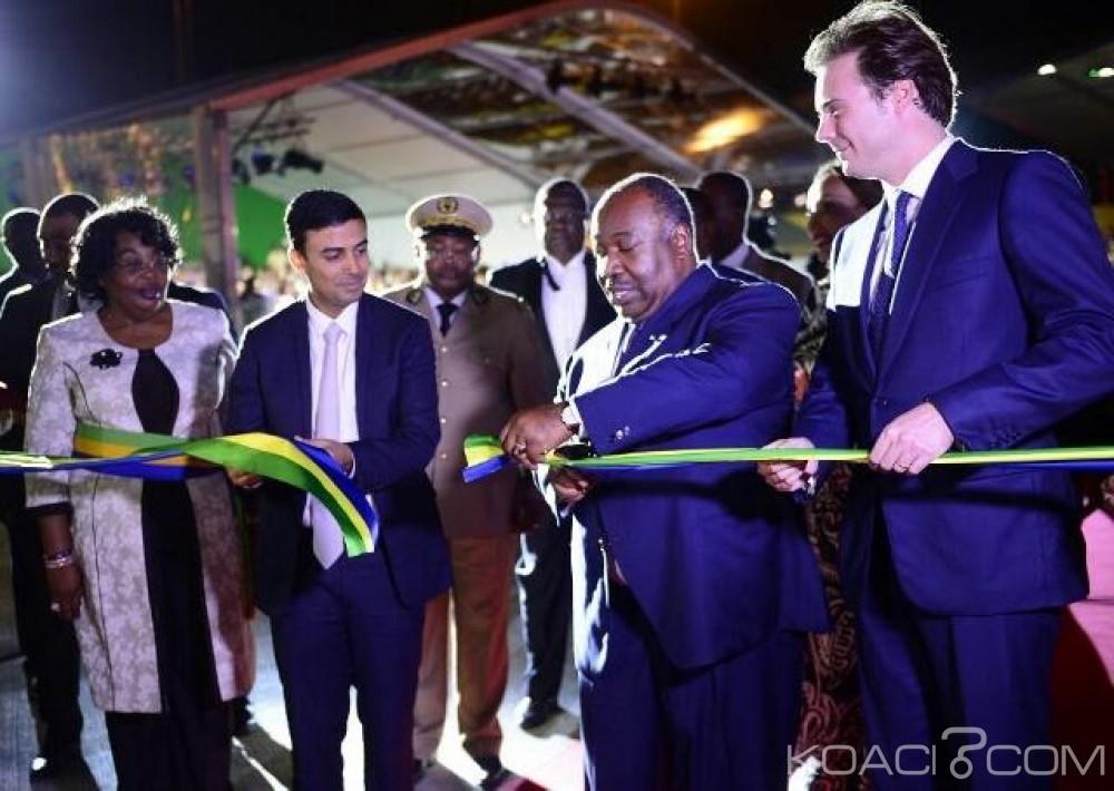 Gabon: «Le New Owendo International Port» inauguré en grande pompe