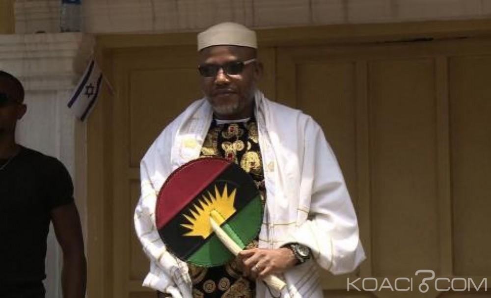 Nigeria:  Le leader biafrais Nnamdi Kanu introuvable à la veille de son procès