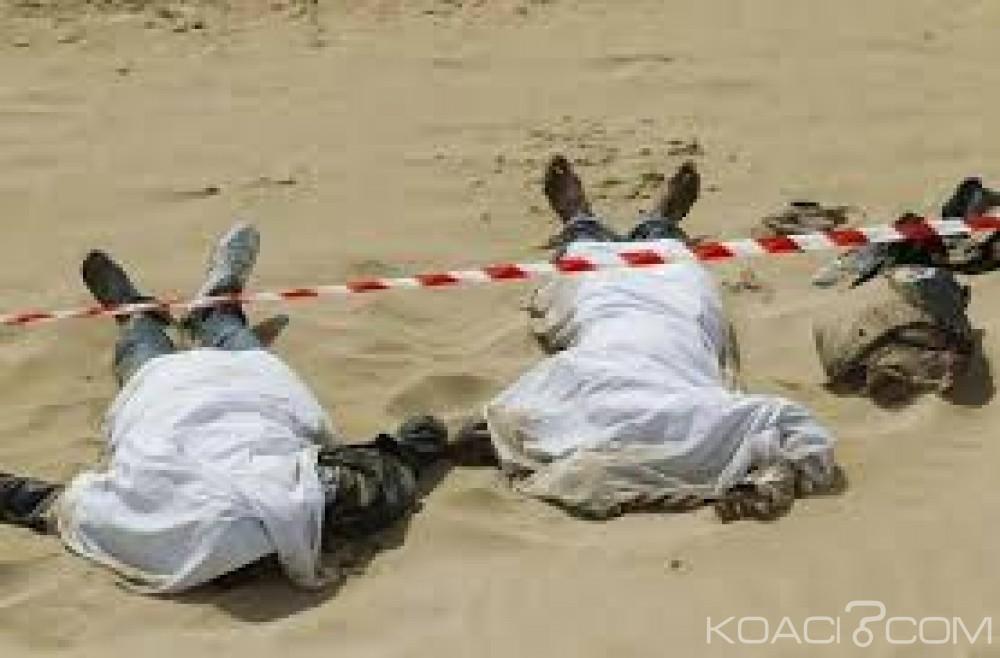 Tunisie: 26 cadavres  de  migrants retrouvés après  une collision en mer