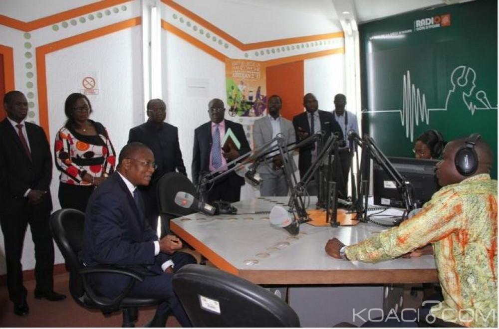 Côte d'Ivoire: Bruno Koné à Radio Côte-d'Ivoire et Fréquence 2, qu'il veut en faire des médias plus indépendants