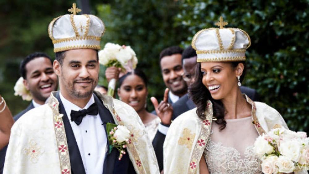 Ethiopie: Elle épouse l'arrière petit fils  d'Haïlé Sélassié 12 ans après une rencontre en discothèque