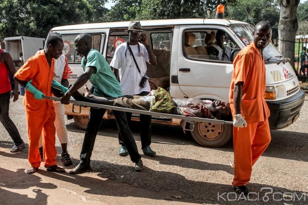 Centrafrique: 26 morts et 11 blessés après de nouvelles violences s à Pombolo