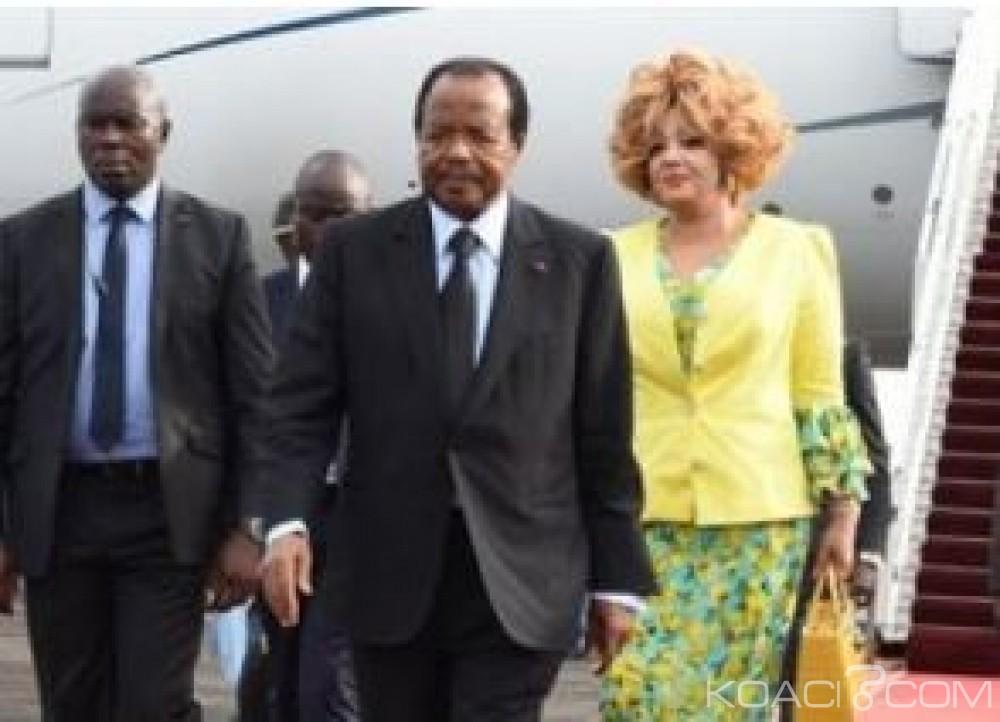 Cameroun: Paul Biya, un retour aux allures de rentrée politique après des  vacances en Europe