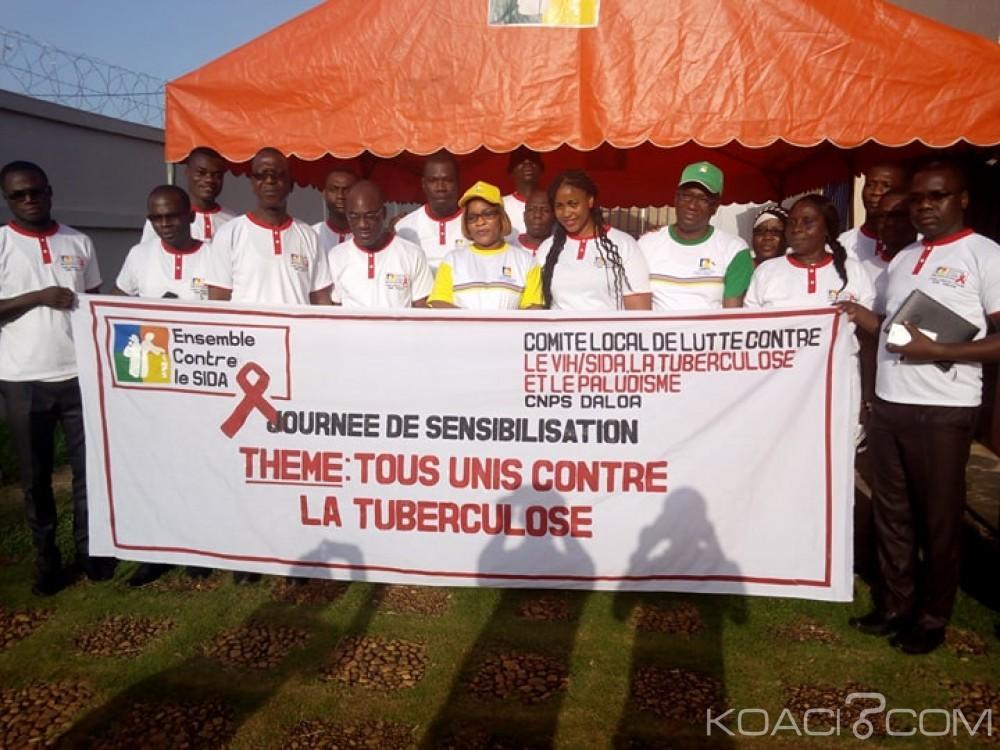 Côte d'Ivoire: Daloa, face à l'ampleur de la tuberculose, le personnel de la CNPS sensibilisé sur la prévention et lutte contre cette maladie