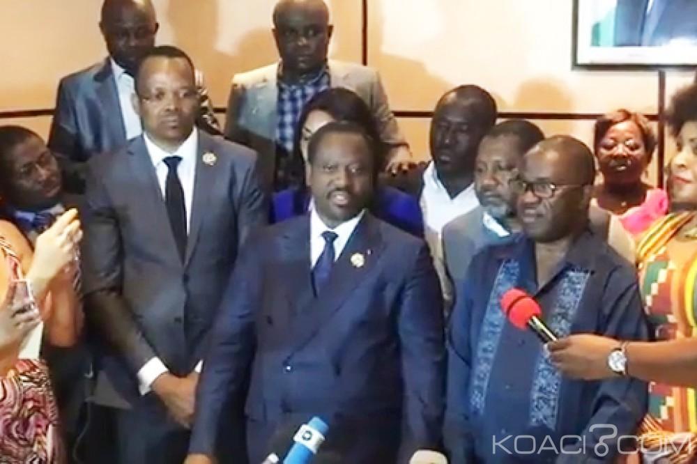 Côte d'Ivoire: Soro à son retour à Abidjan «Je suis venu pour prendre toute ma place dans le jeu politique»