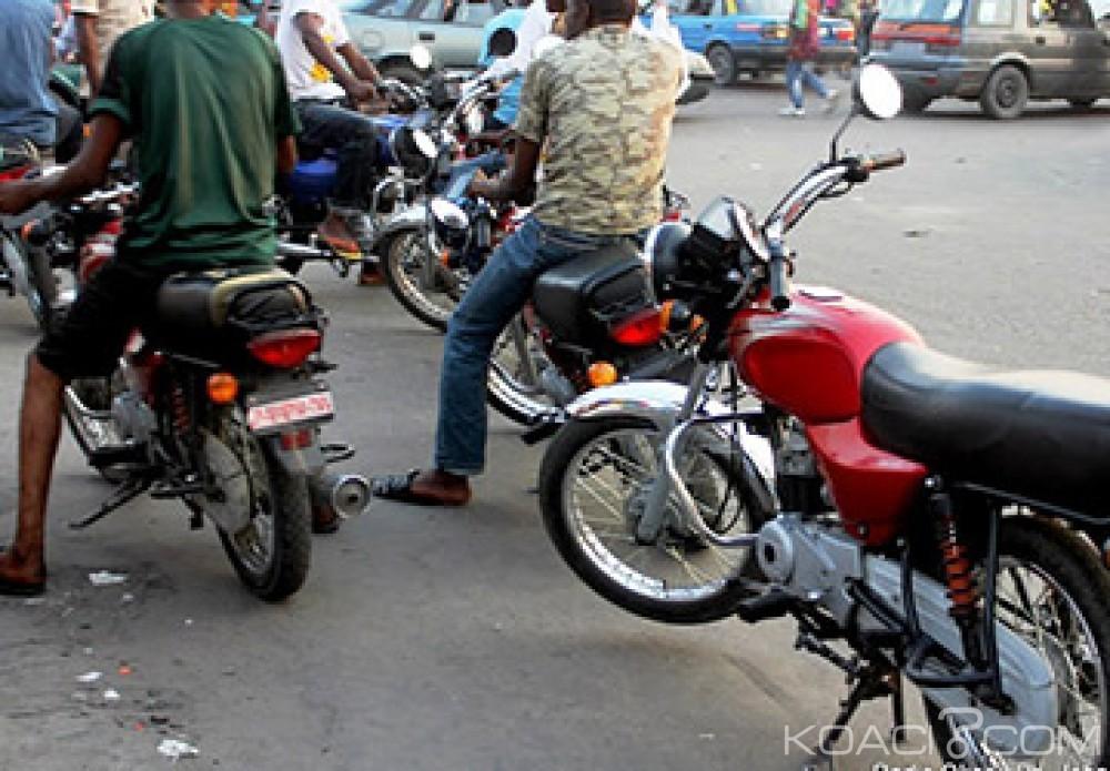 Côte d'Ivoire: Braquages à moto, vers l'interdiction de circulation des motocyclistes dans certaines zones stratégiques de la capitale économique ?