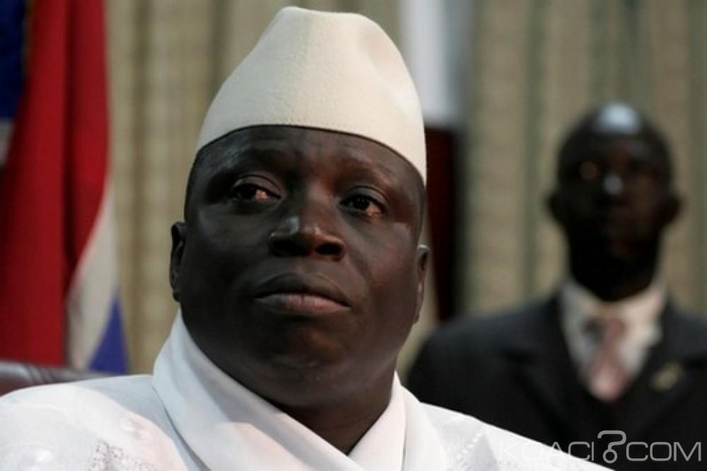 Gambie: Séjour de Jammeh en Guinée Equatoriale, projet incertain de son extradition