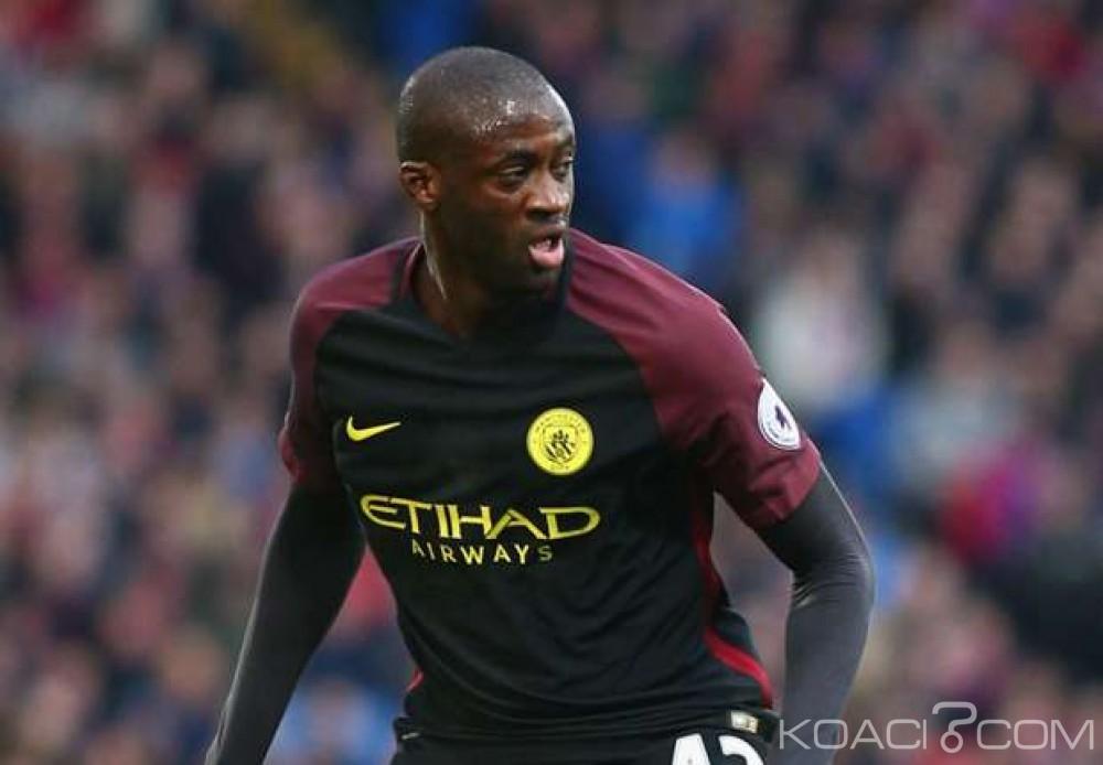 Côte d'Ivoire: Mercato, Yaya Touré à nouveau sur le départ de Manchester City ?