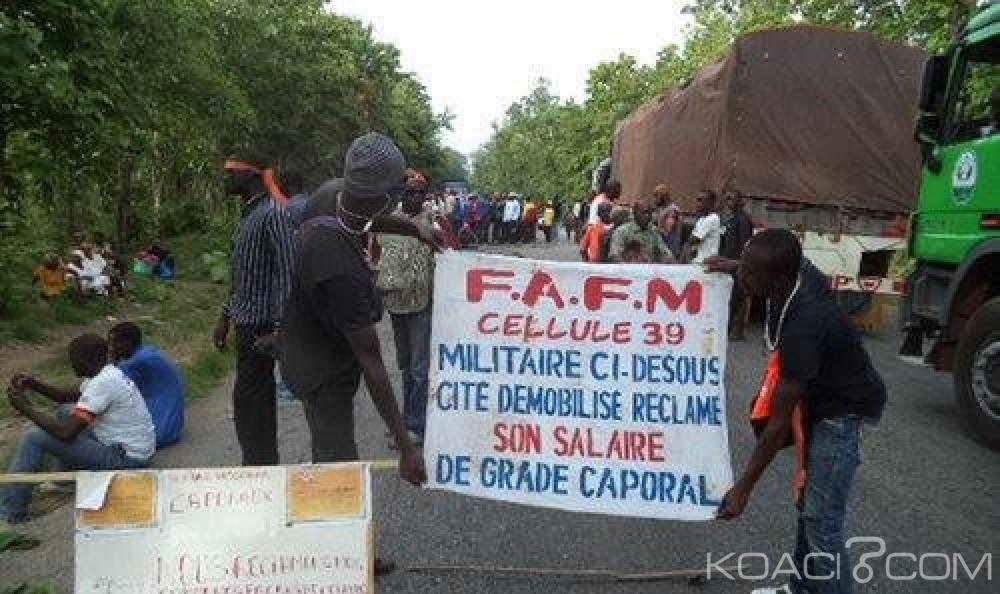 Côte d'Ivoire: Depuis Korhogo, des anciens combattants démobilisés annoncent des sit-in éclatées devant toutes les Préfectures