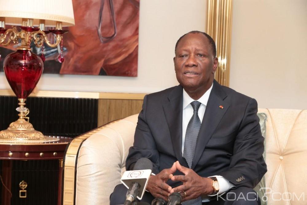 Côte d'Ivoire: Depuis Niamey, Ouattara dit ce qu'il pense du «jeune homme» Soro et s'exprime sur l'affaire Soultosoul