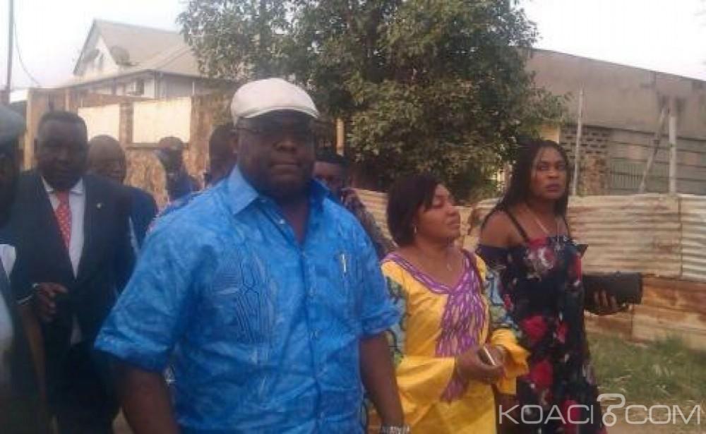 RDC: Félix Tshisekedi accuse la police d'avoir empêché son meeting à Lubumbashi