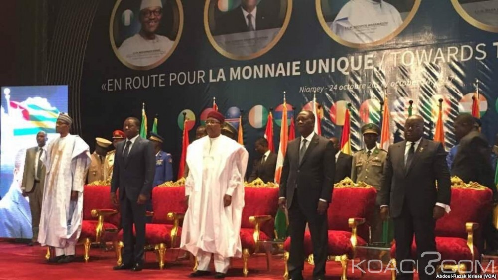 Afrique: «La CEDEAO ne verra pas sa monnaie unique en 2020» assure  Marcel De Souza