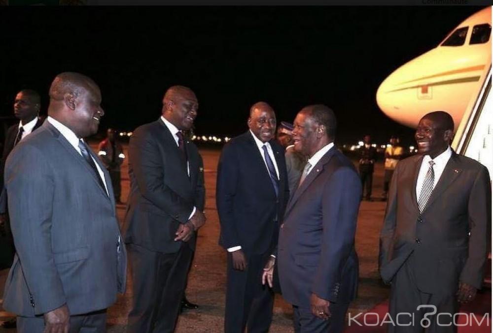 Côte d'Ivoire: Monnaie unique de la CEDEAO, Ouattara rassure que son pays va respecter les critères à l'échéance de 2019