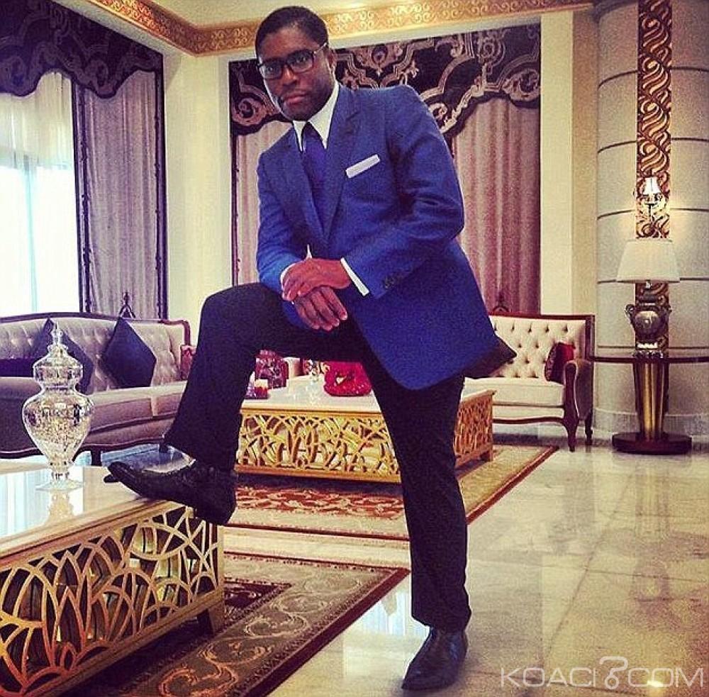 Guinée Equatoriale-France: Théodorin Obiang condamné à 3 ans de prison et 30 millions d'euros avec sursis