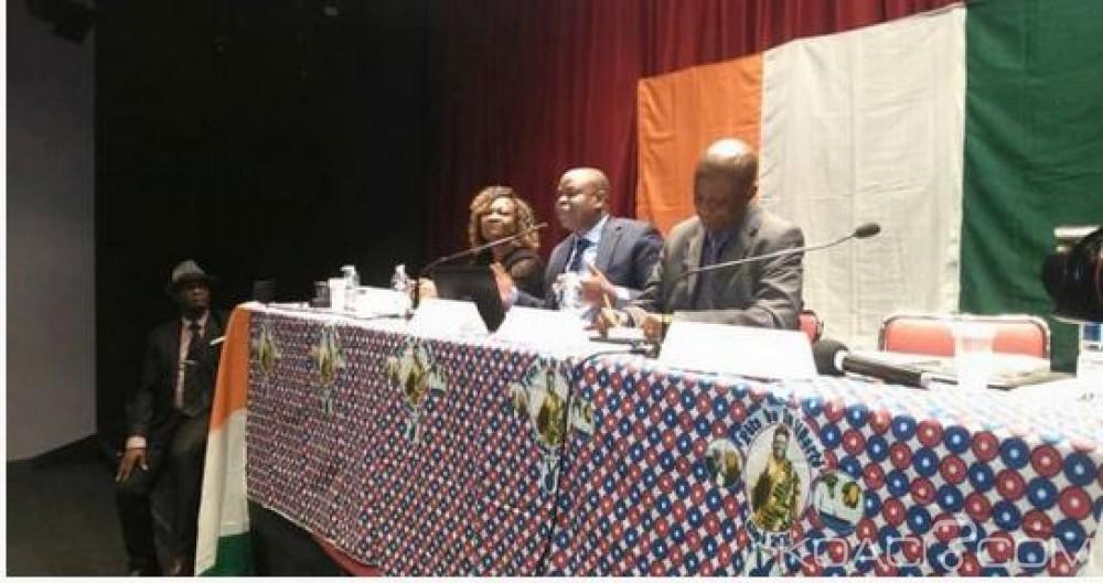 Côte d'Ivoire: Crise au FPI, ce qu'aurait confié Gbagbo à Katinan lors de ses visites à la Haye