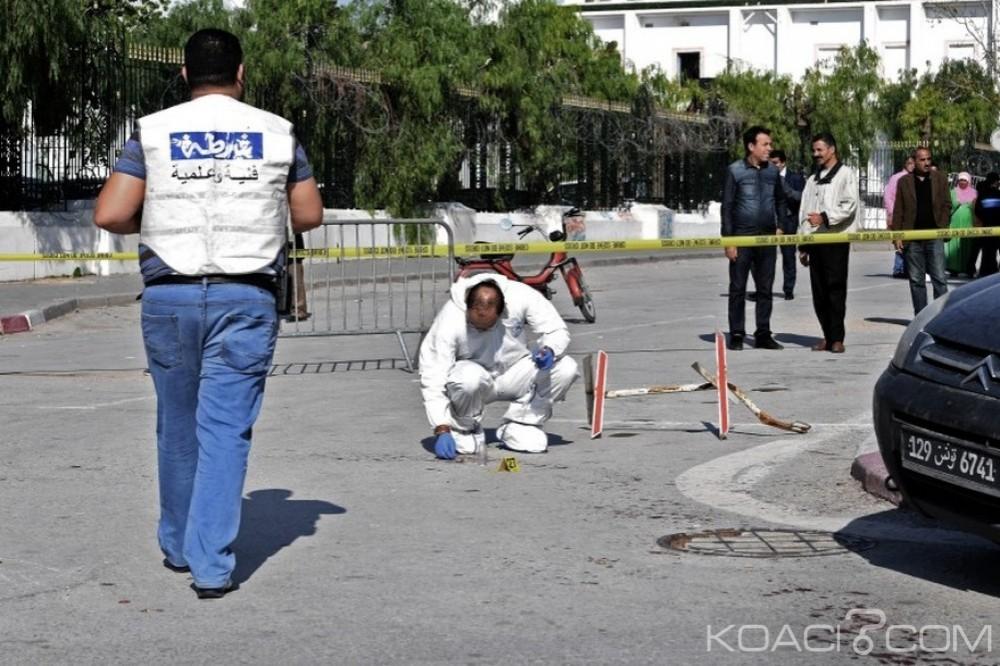 Tunisie: Attaque au couteau à  Tunis, l'un des deux policiers poignardés est décédé