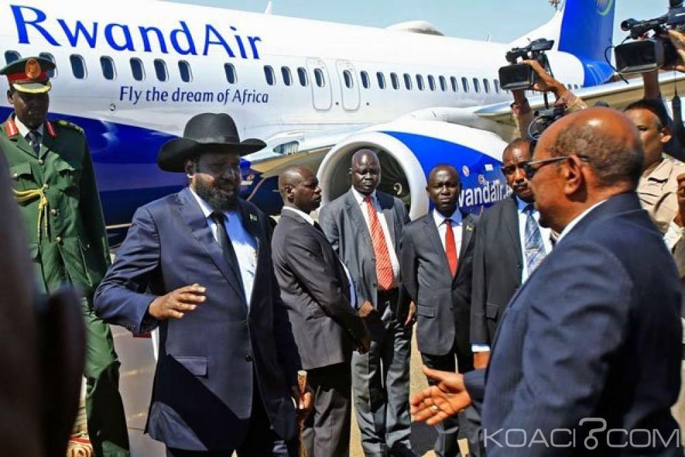 Soudan du Sud:  Pour Salva Kiir, le Soudan  est «une source d'armes» de guerre dans son pays