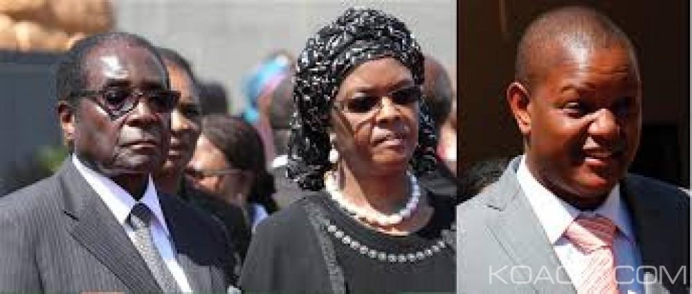 Zimbabwe : Une américaine se fait arrêter après un tweet comparant Mugabe à un lutin